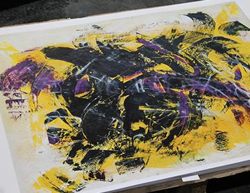 stampa litografie