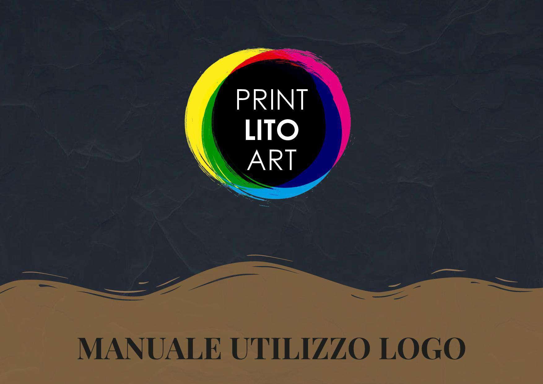 Logo PrintLitoArt: Il Restyling